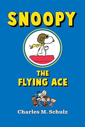 Snoopy the Flying Ace cover