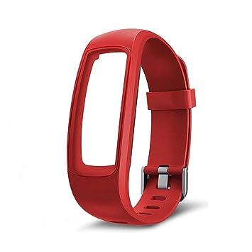 8b500de527a5 Kalttoy - Pulsera de Repuesto para Monitor de Actividad física ID107 Plus   Amazon.es  Hogar