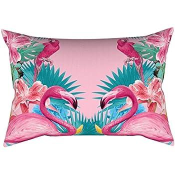 Amazon.com: Suesoso Funda de almohada de 16.0 x 16.0 in, dos ...