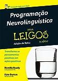 capa de Programação Neurolinguistica Para Leigos