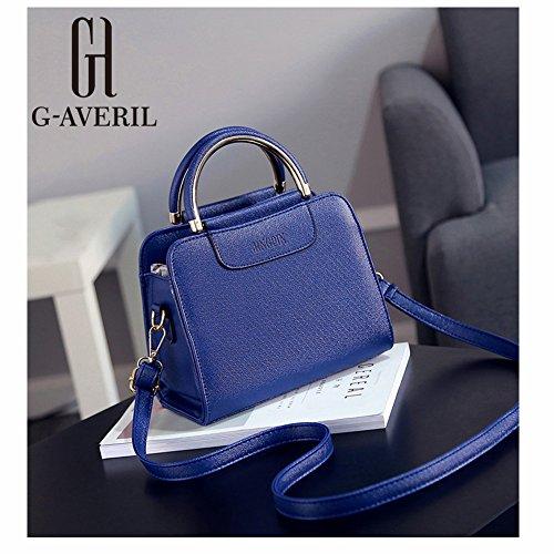 G-AVERIL - Bolso de asas para hombre azul azul azul marino