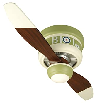 Craftmade wb242sc2 sopwith camel warplane 42 inch two blade craftmade wb242sc2 sopwith camel warplane 42 inch two blade hugger ceiling fan with remote aloadofball Image collections