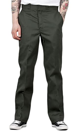 f53f3f19656 Dickies Original 874 Work Pant - Olive Green Dickies874 O Dog Pants  DICKIES874OG  Amazon.co.uk  Clothing