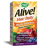 Alive Max6 Daily Multi-Vitamin Max Potency