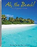 Ah, The Beach! 2022 Tropical Engagement Calendar, Spiral Planner