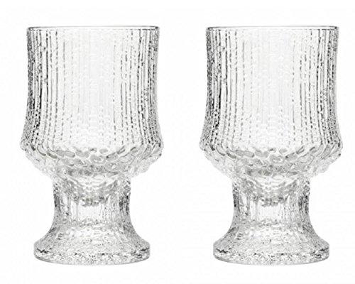 - Iittala Ultima Thule Red Wine Glass Pair