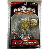 "Thunderstorm Action Megazord 6"" Power Rangers Figure"