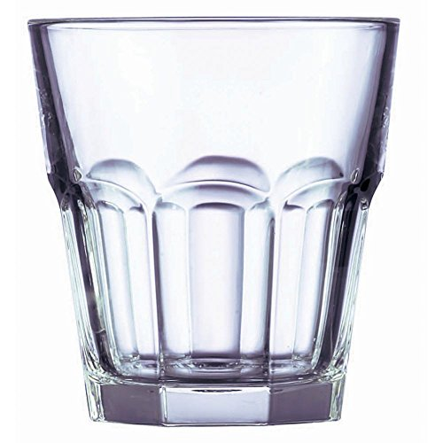 Cardinal J4096 Arcoroc 8 Oz. Gotham Rocks Glass - 36 / CS by Arcoroc