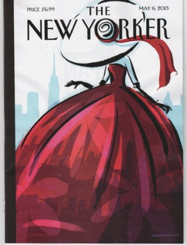 """The New Yorker 2013 May 6 - Cover: """"City F;air"""" By Brigit Schossow pdf epub"""