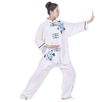 BBLAC 2KEY B2KEY® Mujer Tai Chi Uniforme Ropa Taijiquan ...