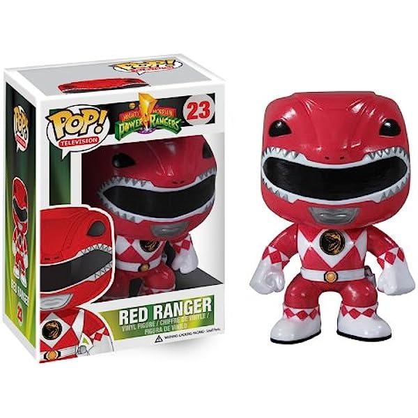 Vinyl Figure NEW /& IN STOCK Power Rangers Red Ranger JASON #670 Pop Funko Pop