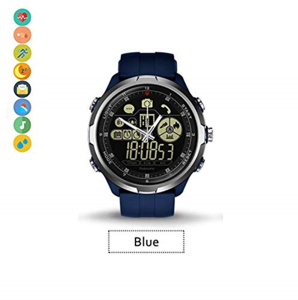 BYBYC Smart Watch para Android/Samsung/iPhone, Activity Fitness Tracker Con IP68 a prueba de agua para Hombres