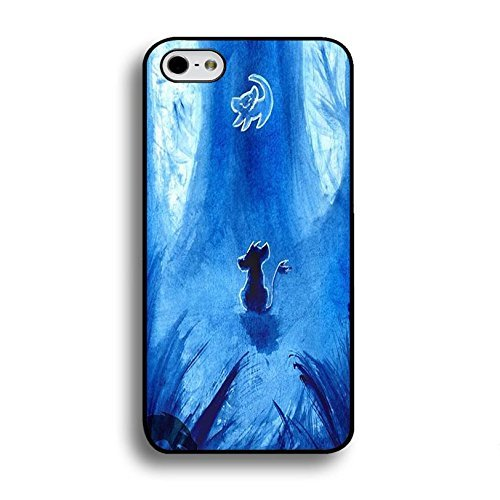 Case Shell Fantastic Blue Pattern Disney Cartoon The Lion King Phone Case Cover for Iphone 6 / 6s ( 4.7 Inch ) Anime Popular