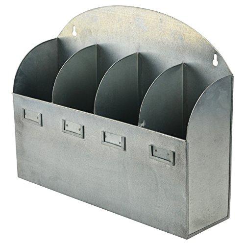 Office Letter Basket Storage Organizer