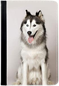 Lovely Guy Print Pet Dog 1 Stand Up Cover Compatible Apple Ipad 2 3 4 Choose Design 97-2