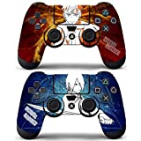 Cheap Vanknight Vinyl Decals Skin Stickers 2 Pack for PS4 Controllers Skin