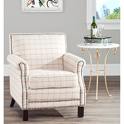 Safavieh Mercer Collection Easton Club Chair, Taupe