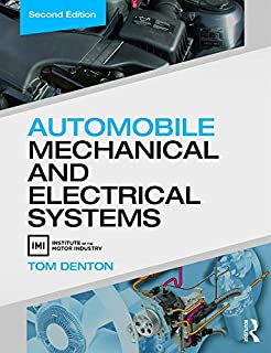 Automobile electrical and electronic systems tom denton automobile mechanical and electrical systems second edition publicscrutiny Choice Image