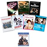 Ultimate 80's Blockbuster Movie DVD Collection: Fame / Risky Business / The Outsiders / Police Academy / Spies Like Us…