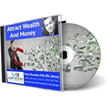 Attract Wealth & Money Hypnosis CD - Position yourself to be naturally thinking and acting in ways that will bring wealth & money into your life. Develop the millionaire mindset that will increase your income massively!
