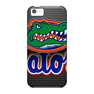Iphone 5c AqE16156SVRj Allow Personal Design High Resolution Florida Gators Image Shock Absorption Hard Phone Cases -JonBradica