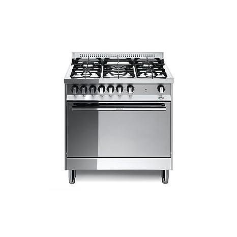 Lofra MG86GV/C Cucina a Gas, Acciaio: Amazon.it: Casa e cucina