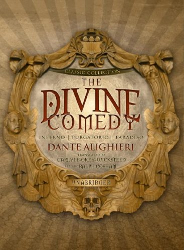 The Divine Comedy (Dante Alighieri's Divine Comedy) by Brand: Blackstone Audio Inc.