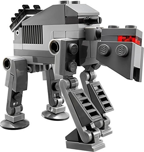 SW Ships Lego Star Wars First Order Heavy Assault Walker 30497 Last Jedi /& Kylo Rens Command Shuttle Vehicle 30279 Polybag edition Building Set