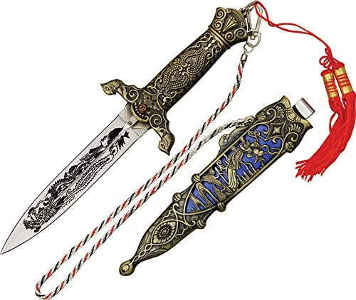10 1 2 MONASTERY GUARD KNIFE