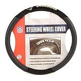 NFL Jacksonville Jaguars Poly-Suede Steering Wheel Cover