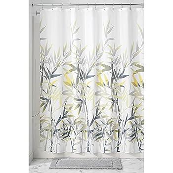 InterDesign 36526 Anzu Fabric Shower Curtain