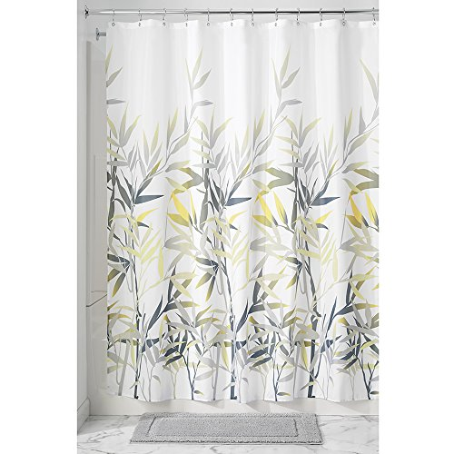 InterDesign Fabric Shower Curtain Inches