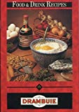DRAMBUIE FOOD & DRINK RECIPES /ILLUSTRATED BOOKLET+++