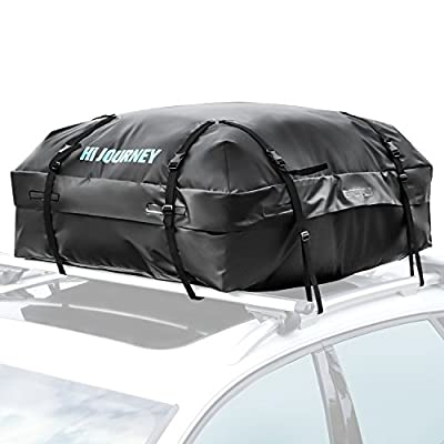 RABBITGOO Waterproof Rooftop Cargo Carrier