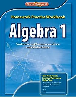 McGraw Hill Mathematics  Books   eBay Home   FC  Algebra    Student Edition by McGraw Hill Glencoe Hardcover Book  English
