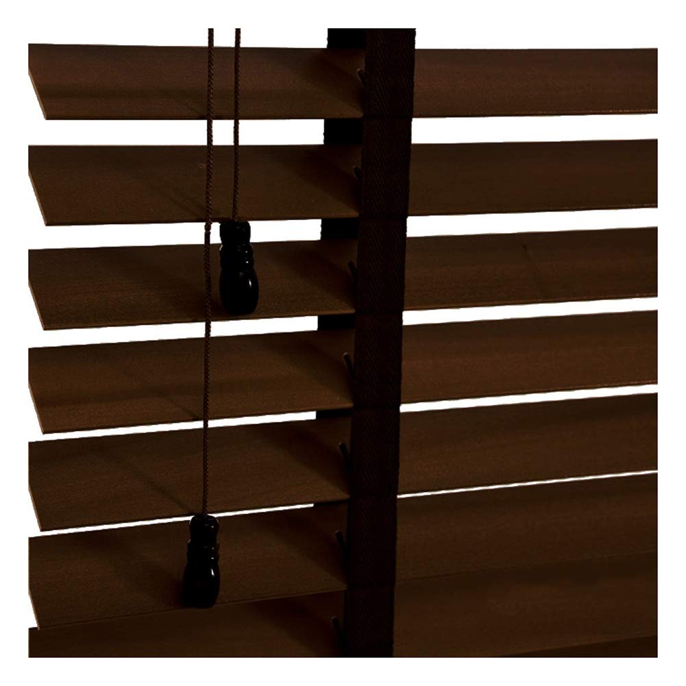 ZEMIN Jalousien Bambusrollo Sichtschutz Fenster Clubhaus Stil Holz Holz Holz Anhebbar, Innen Außen Installieren, Größe Anpassbare, 2 Farbe (Farbe   A, größe   135x225cm) B07L3X48FW Seitenzug- & Springrollos eeca17