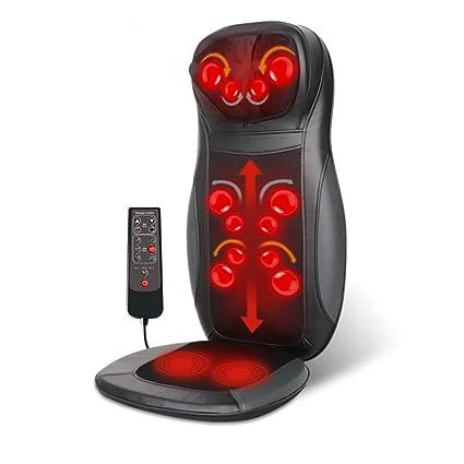 Cojín de masaje con masaje Shiatsu Cojín para silla de ...