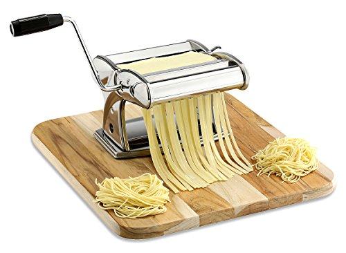 G&M Professional Pasta Maker Machine with Hand Crank
