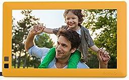 Nixplay Seed 7 inch WiFi Digital Photo Frame - Mango