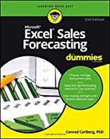 Excel Sales Forecasting For Dummies, 2nd Edition Front Cover