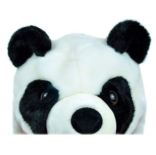 Amazon Com Pandala Soft Panda Bear Stuffed Animal Plush Winter Hat