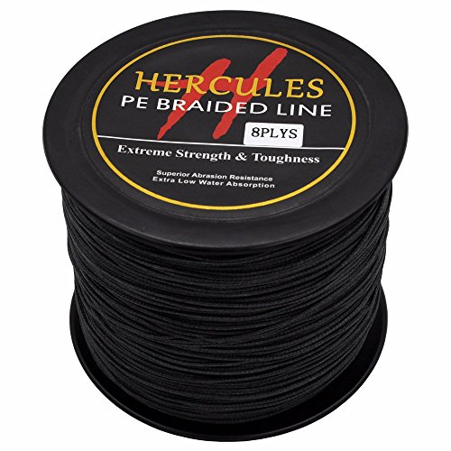 Hercules Superline 10lbs 300lbs Dyneema Braided