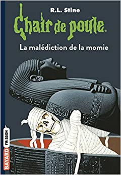 Book La Malediction De La Momie
