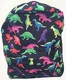 Toy Dinosaur Backpack Book Bag Kid's Children School