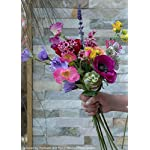 Sweet-Pea-Silk-Flower-Spray-in-Dark-Lavender-22-Tall-Set-of-6