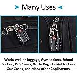 TSA Approved Luggage Locks, Travel Locks Which Also