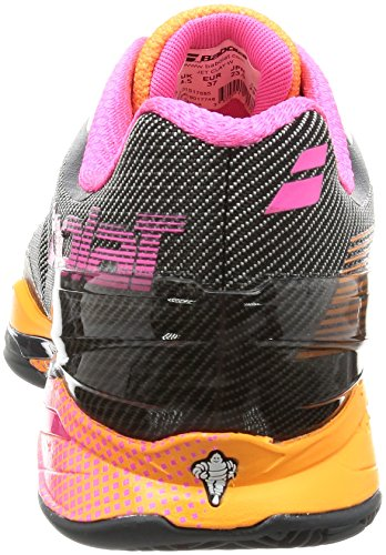 Zapatilla De Padel Babolat Jet Clay W-37: Amazon.es ...