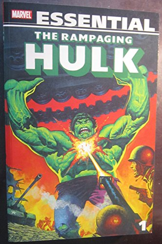 Essential Rampaging Hulk TP Vol 01