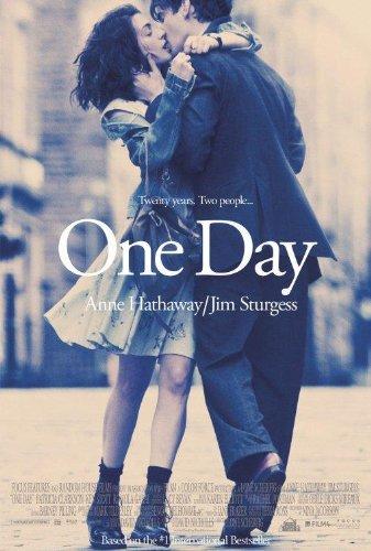 One Day - 11X17 Original Promo Movie Poster 2011 Anne Hathaway Jim Sturgess (Jim Movie Poster)