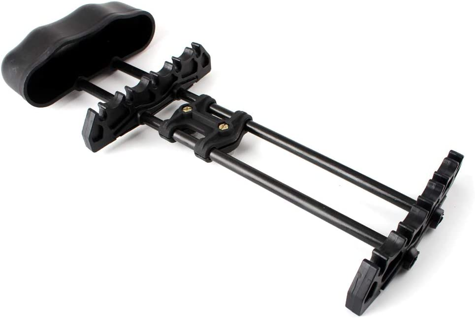 5 Arrow Bow Quiver Crossbow Archery Arrow Holder Hunting Compound Bow Broadhe EW